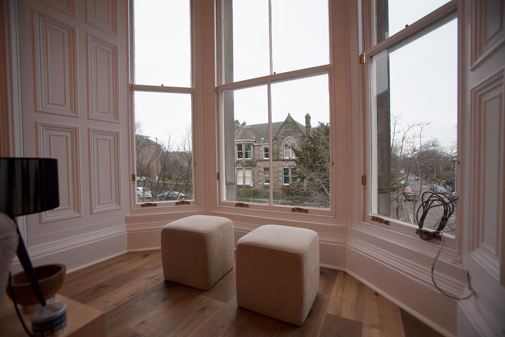 Domestic Renovation Bruntsfield Edinburgh