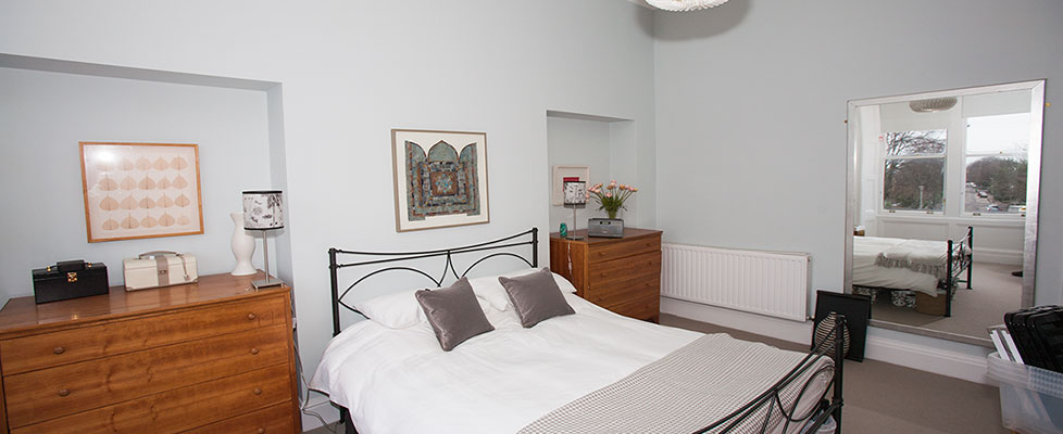 Bedroom – Painter and Decorator