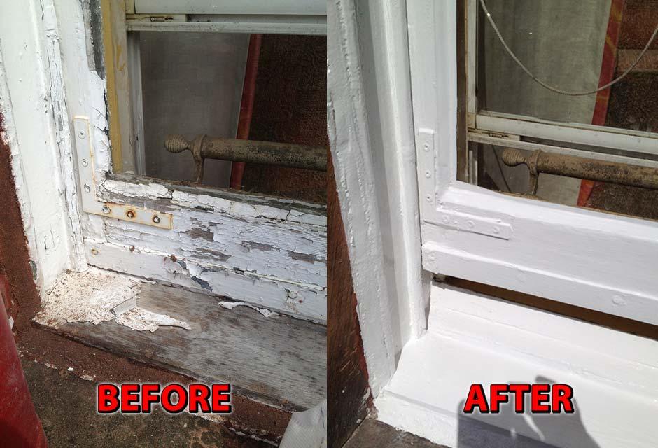 Morningside Window Restoration Project