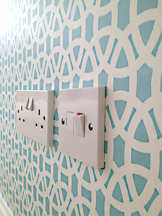 Orchard Brae Room Wallpaper