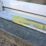Wood Care Repair - during